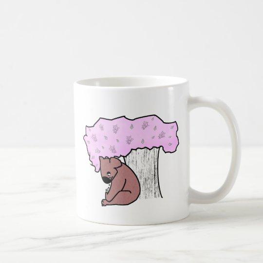 Sad Koala Coffee Mug