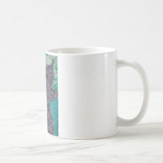 sad little mermaid.jpg coffee mug