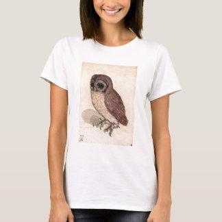 Sad Little Owl Cute Detailed T-Shirt