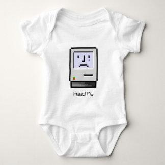 sad-mac baby bodysuit