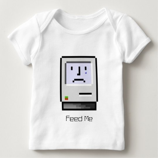 sad-mac baby T-Shirt