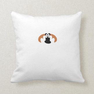 Sad Moose Pillow