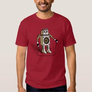 Sad Music Robot can't Jump Rope Shirt