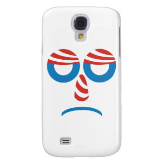 Sad Obama Face Galaxy S4 Cover