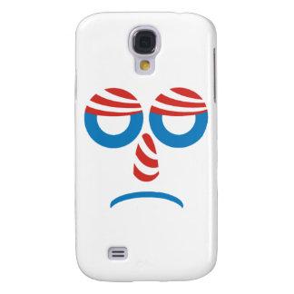 Sad Obama Face Galaxy S4 Cover