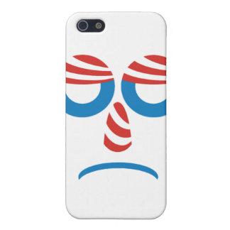 Sad Obama Face iPhone 5 Covers