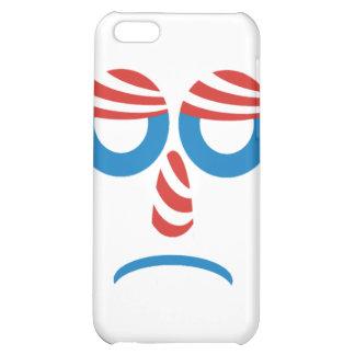 Sad Obama Face iPhone 5C Cases