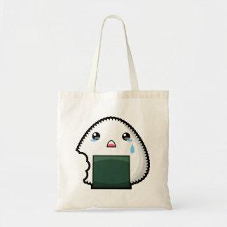 Sad Onigiri Bag