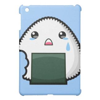 Sad Onigiri Cover For The iPad Mini