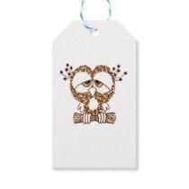 Sad Owl Gift Tags