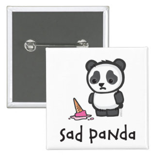 Sad Panda button