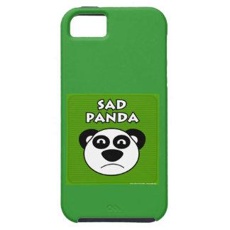 Sad Panda iPhone 5 Case