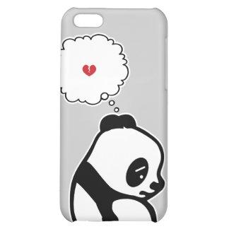 Sad Panda Case Case For iPhone 5C