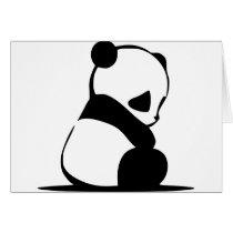 Sad Panda - Cute Baby Panda Bear