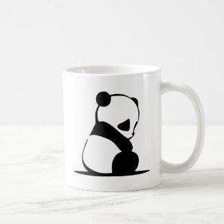 Sad Panda - Cute Baby Panda Bear Coffee Mug
