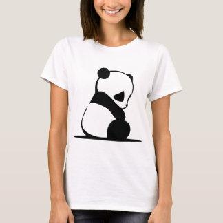 Sad Panda - Cute Baby Panda Bear T-Shirt