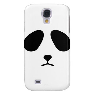 Sad panda face galaxy s4 case