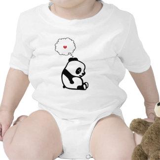 Sad Panda Bodysuits