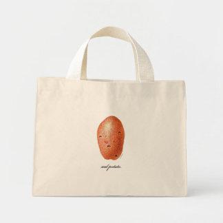 Sad Potato Canvas Bag