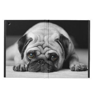 Sad Pug iPad Air Cover