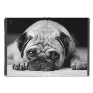 Sad Pug iPad Mini Cover