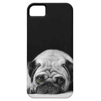 Sad Pug iPhone 5 Covers