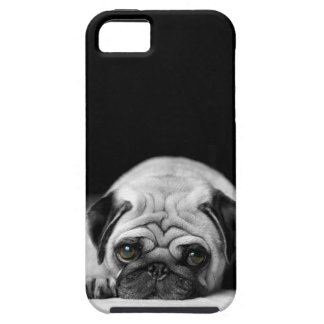 Sad Pug iPhone SE/5/5s Case