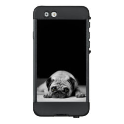 LifeProof® NUUD® for iPhone® 6S Plus Case with Pug Phone Cases design