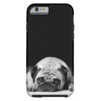 Sad Pug Tough iPhone 6 Case
