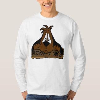 Sad Puppy Long Sleeve T T-Shirt