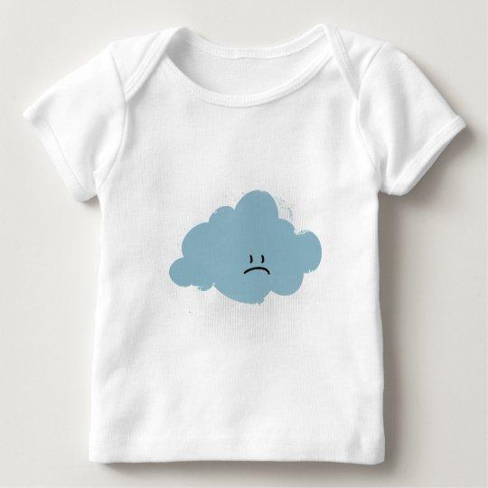 Sad Rain Cloud Baby T-Shirt