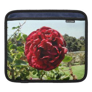 Sad Red Rose iPad Sleeves