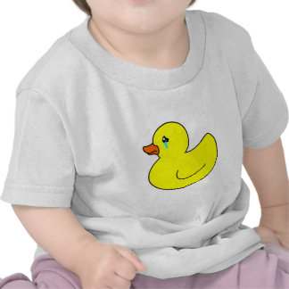 Sad Rubber Duck Shirts