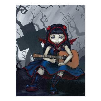 """""""Sad Sad Song"""" Postcard"""