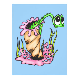 Sad Sea Creature Flyer