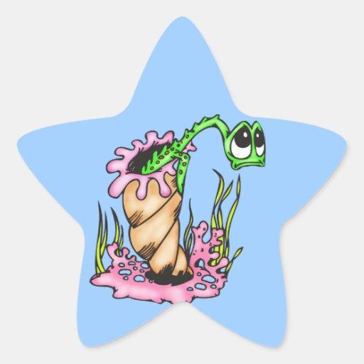 Sad Sea Creature Sticker