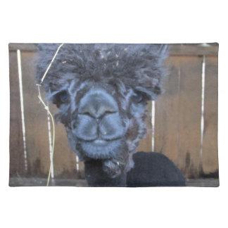 Sad Shaved Alpaca Place Mat
