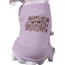 Sad Shelter Dog Animal Rescue Dog Shirt