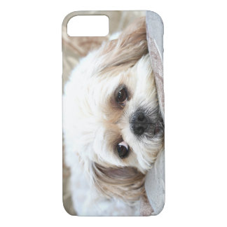 Sad Shih Tzu face iPhone 8/7 Case