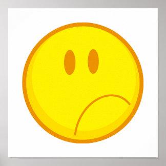 sad smiley face  sad silly frowning sad