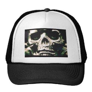 Sad Skull Trucker Hat
