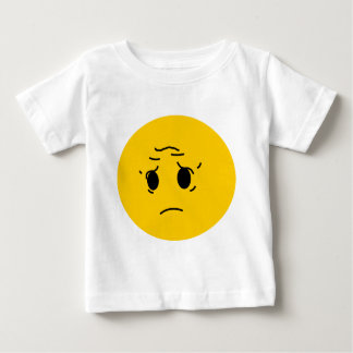sad smiley baby T-Shirt