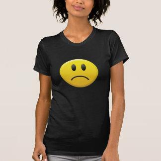 Sad Smiley Face T-Shirt