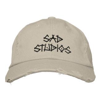 Sad Studios Logo Cap