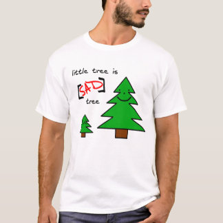 Sad Tree T-Shirt