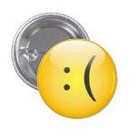 Sad Txt Smiley Button