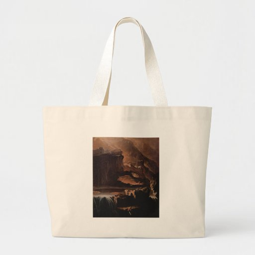 Sadak in Search of the Waters of Oblivion Canvas Bags