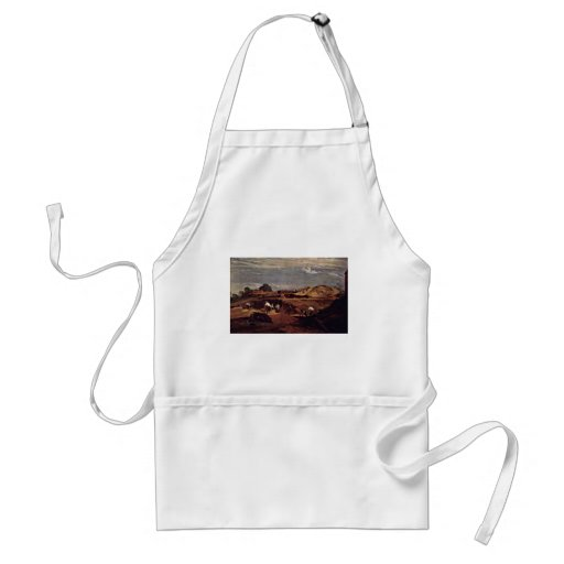 Sadak In Search Of The Waters Of Oblivion By Marti Adult Apron