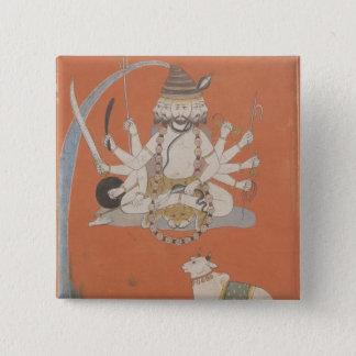 Sadashiva, Rajasthan Pinback Button