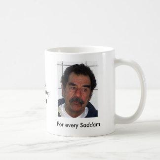 Saddam Hunt Coffee Mug